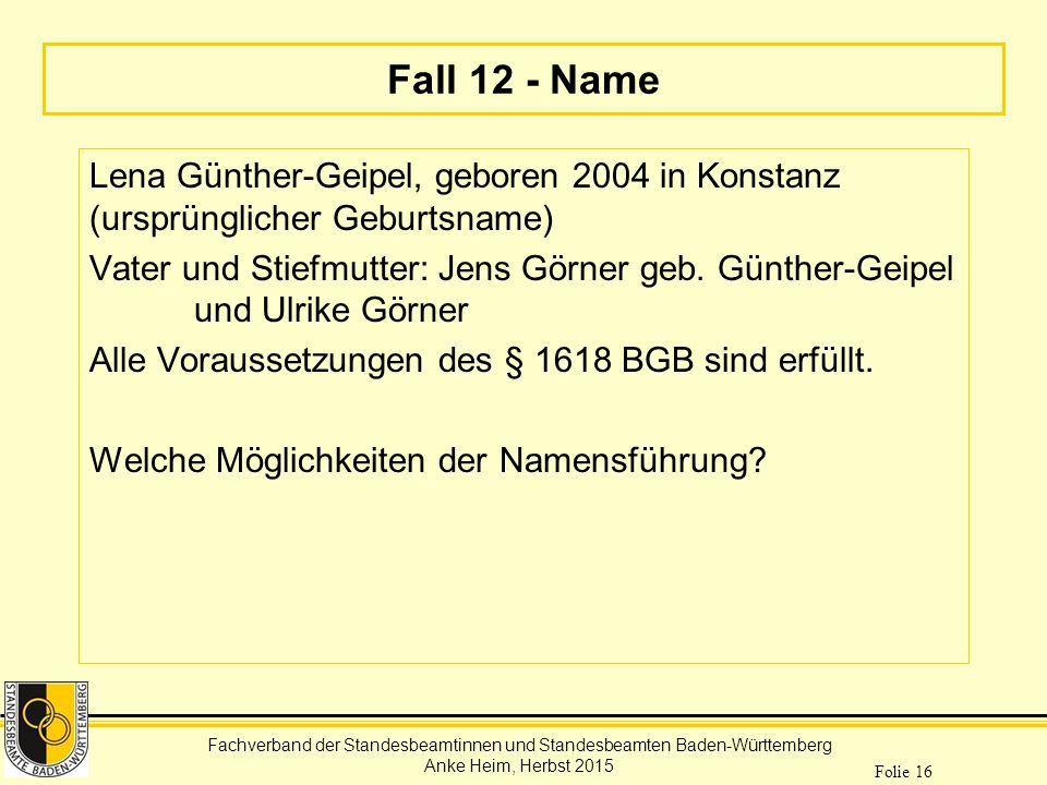 Fall 12 - Name