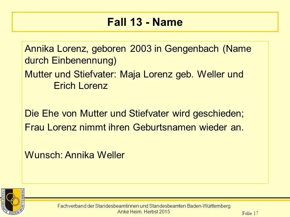 Fall 13 - Name
