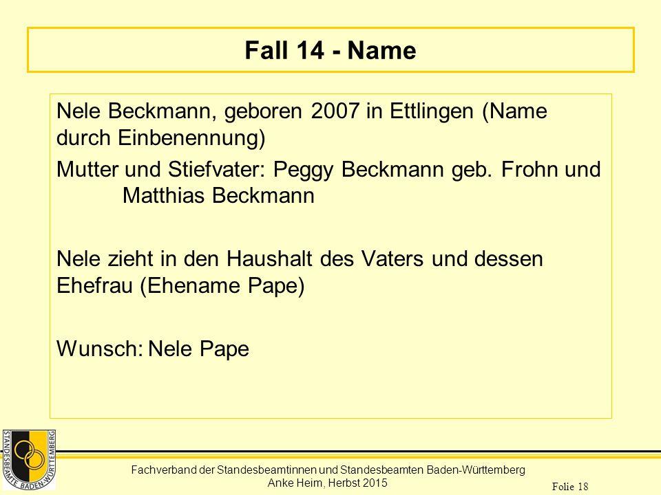 Fall 14 - Name