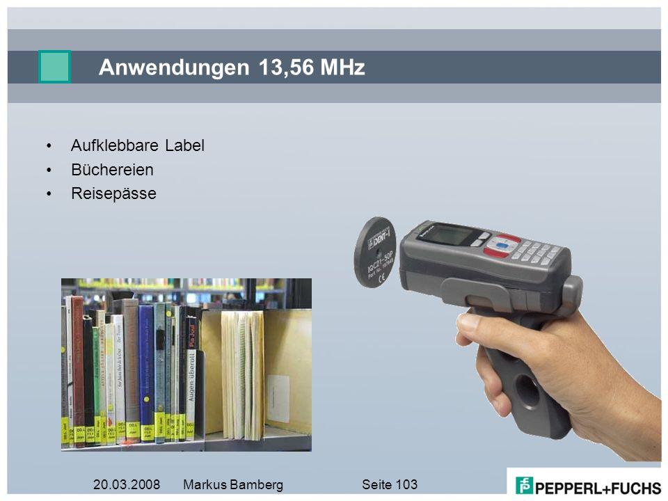Anwendungen 13,56 MHz Aufklebbare Label Büchereien Reisepässe