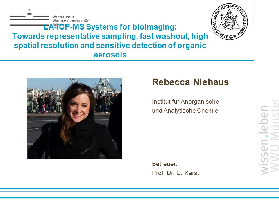 LA-ICP-MS Systems for bioimaging: Towards representative sampling, fast washout, high spatial resolution and sensitive detection of organic aerosols