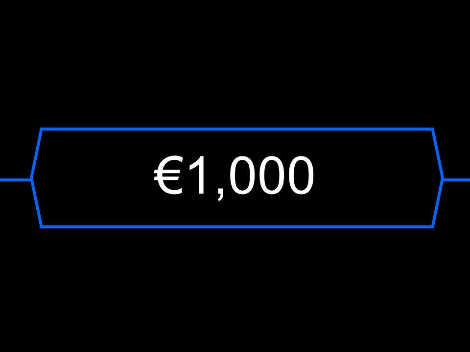 €1,000
