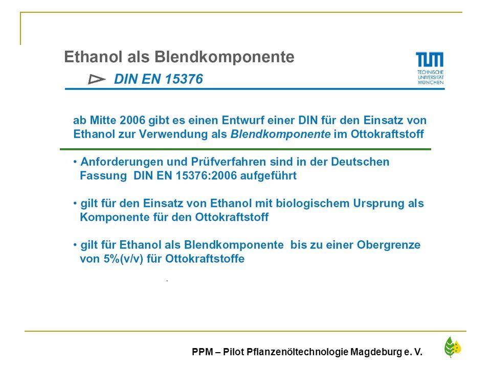 PPM – Pilot Pflanzenöltechnologie Magdeburg e. V.