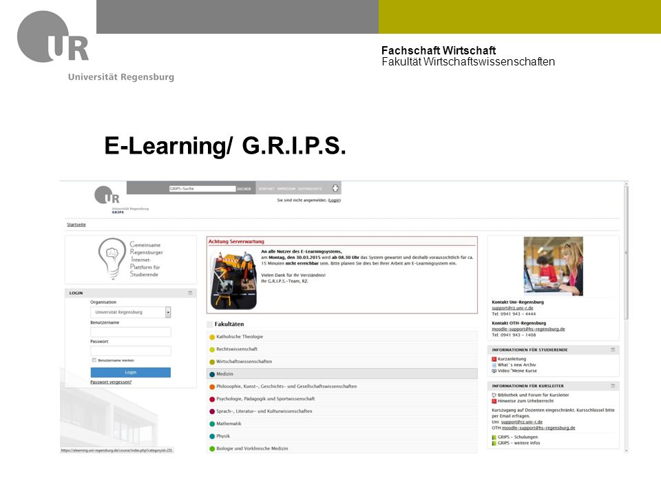 E-Learning/ G.R.I.P.S.