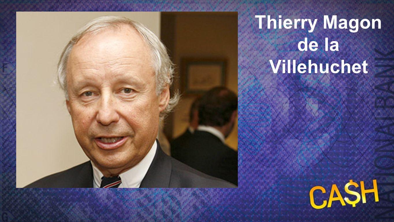 Thierry Magon de la Villehuchet