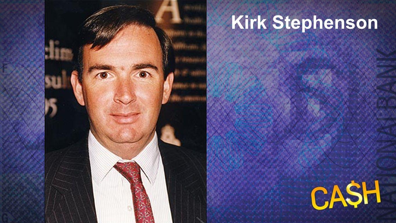 Kirk Stephenson Kirk Stephenson