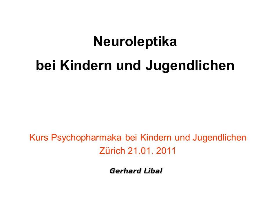 atypische neuroleptika kinder