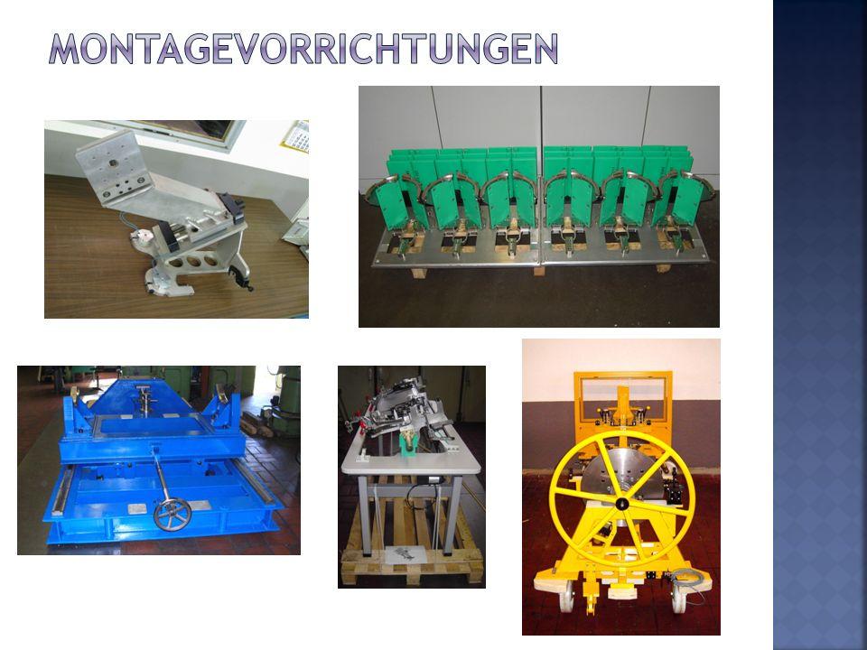 Montagevorrichtungen