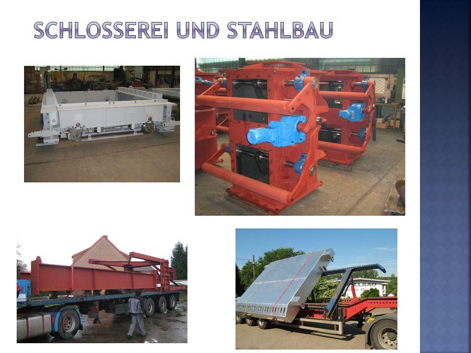 ScHlosserei und Stahlbau