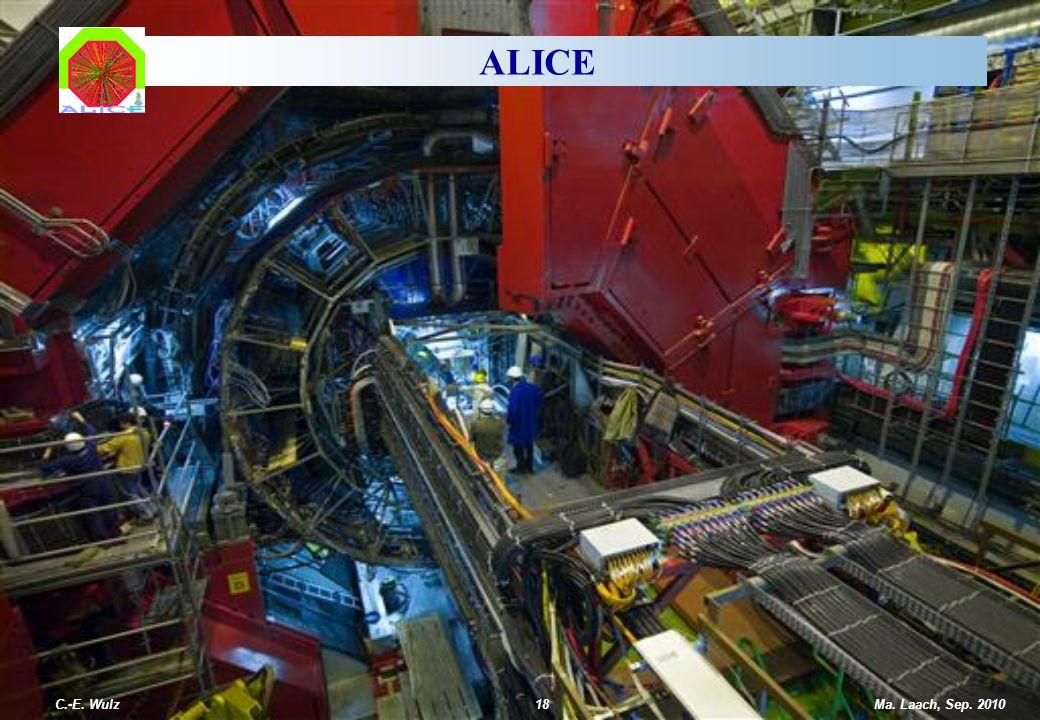 ALICE Transition Radiation Dector: trapezförmige Module C.-E. Wulz