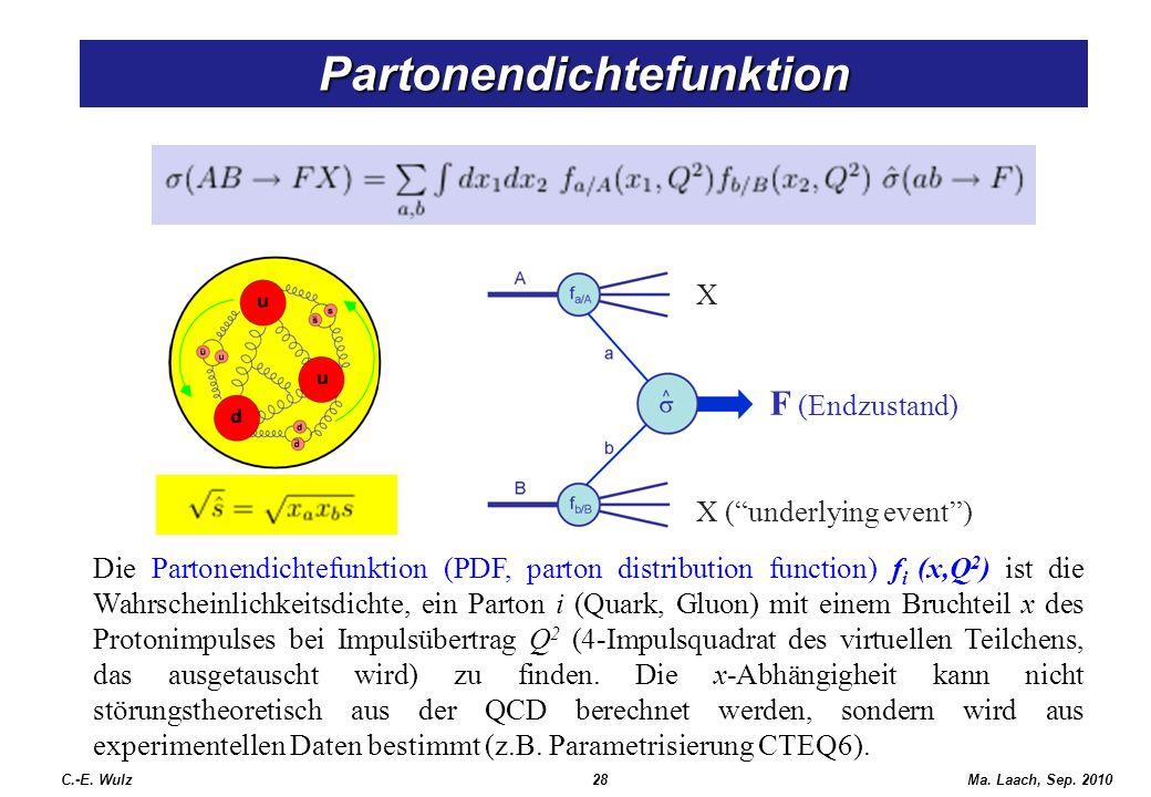 Partonendichtefunktion