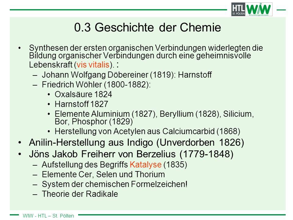 0.3 Geschichte der Chemie
