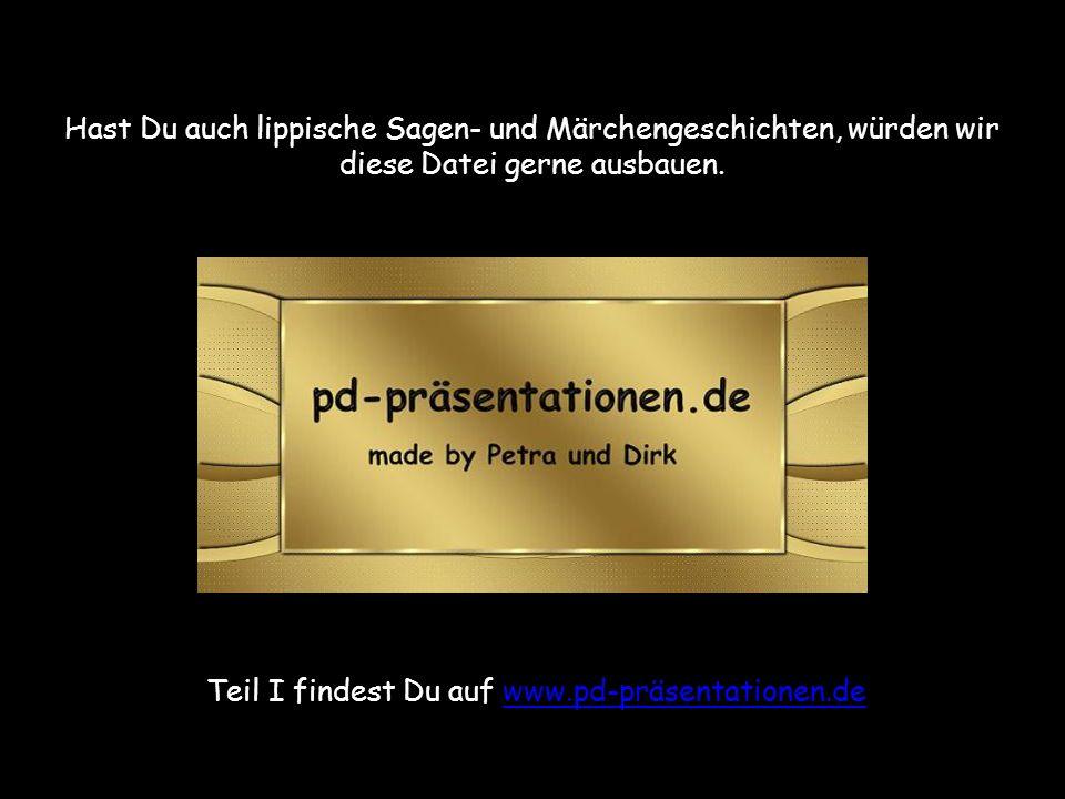 Teil I findest Du auf www.pd-präsentationen.de
