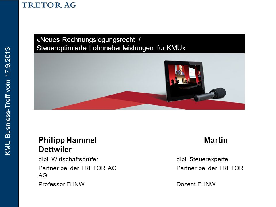 Philipp Hammel Martin Dettwiler