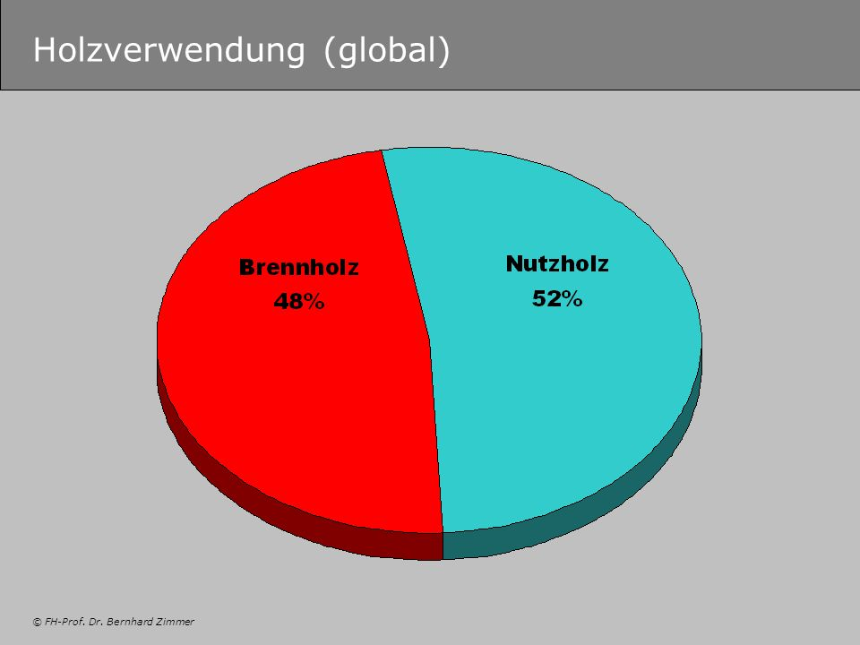 Holzverwendung (global)