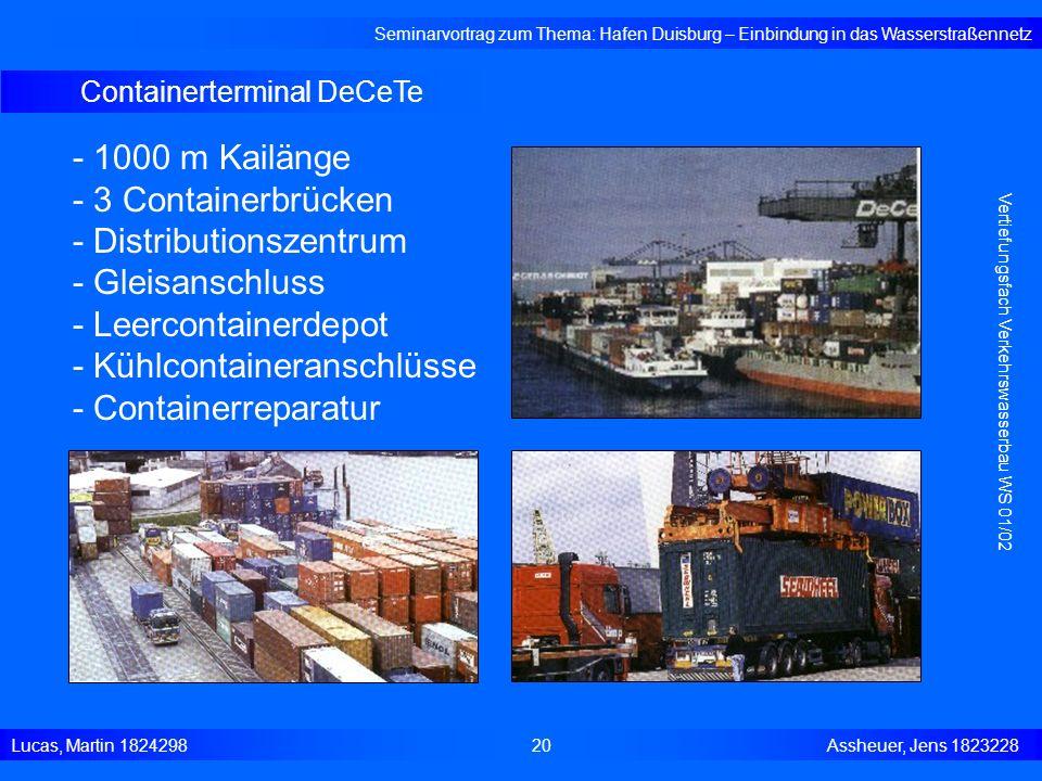 Containerterminal DeCeTe
