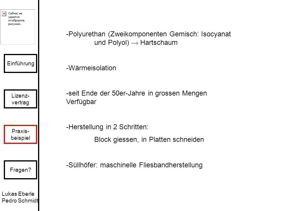 -Polyurethan (Zweikomponenten Gemisch: Isocyanat