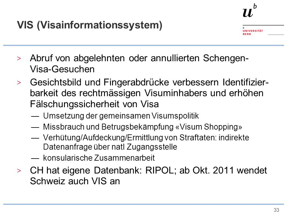 VIS (Visainformationssystem)