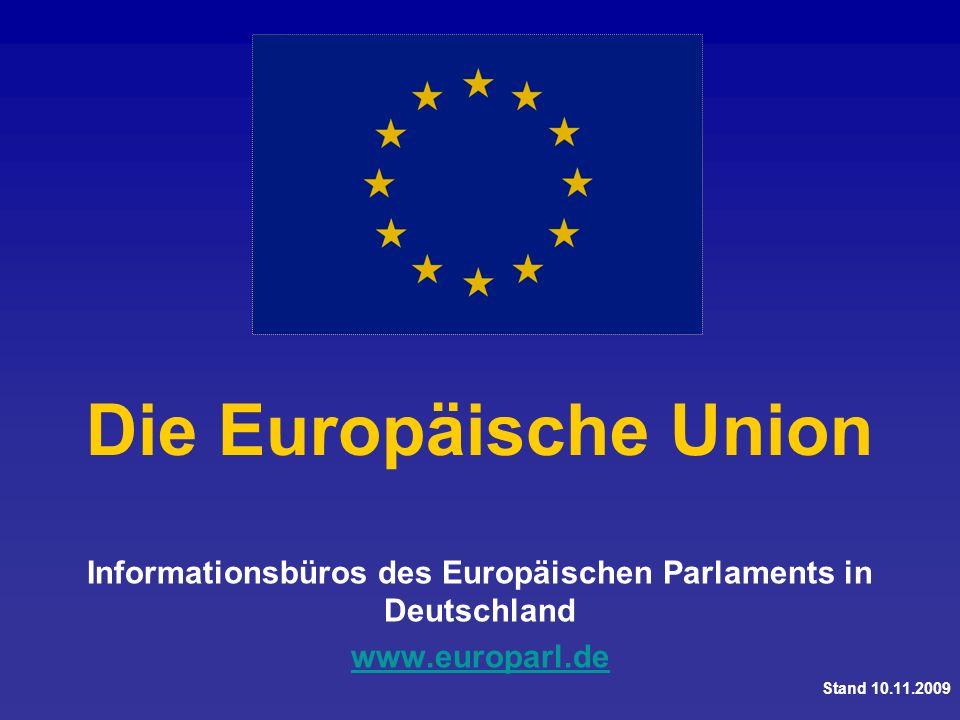 Informationsbüros des Europäischen Parlaments in Deutschland