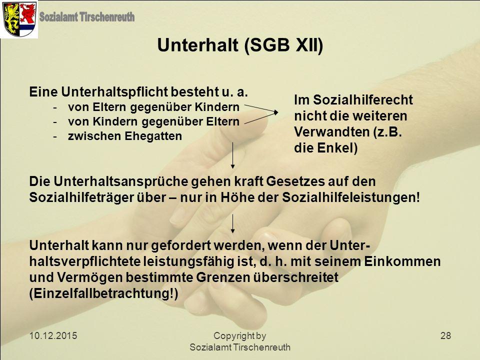 Sozialamt Tirschenreuth
