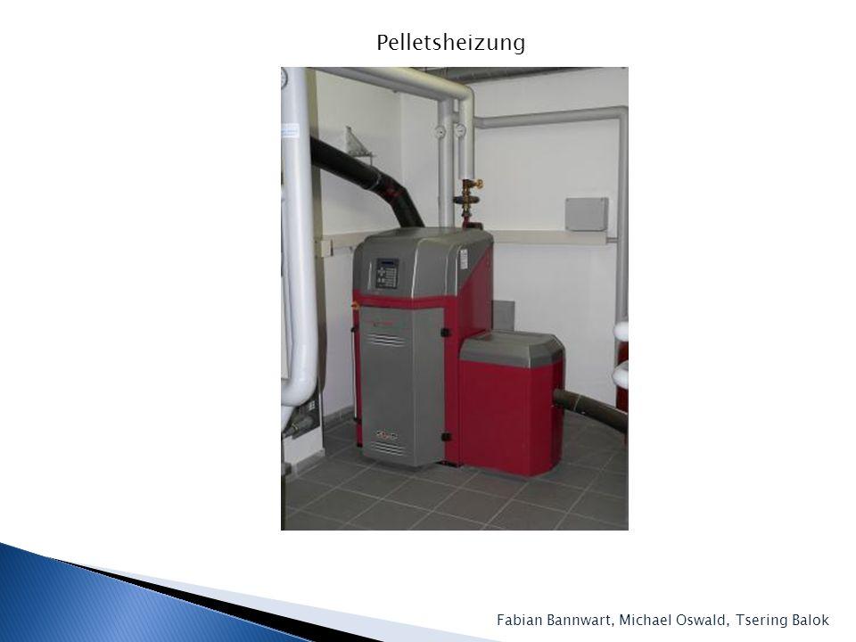 Pelletsheizung Fabian Bannwart, Michael Oswald, Tsering Balok