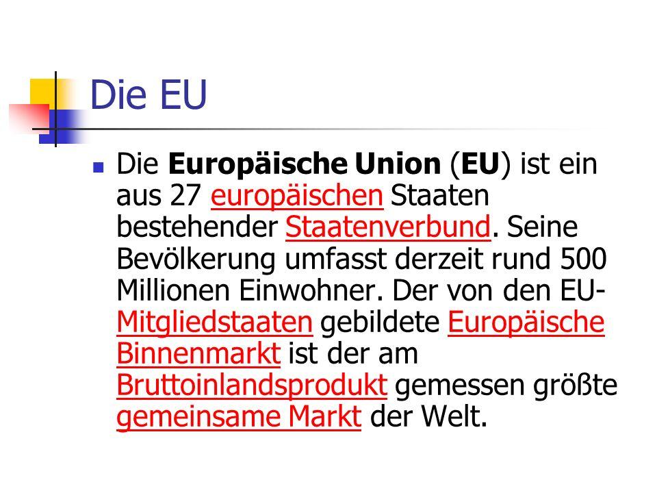 Die EU
