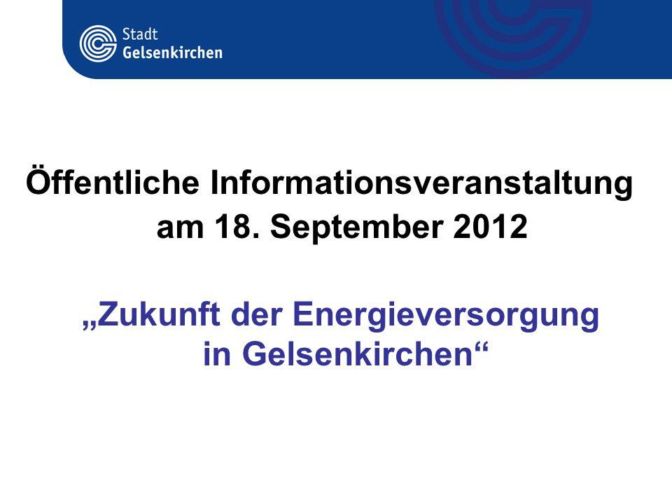 Öffentliche Informationsveranstaltung