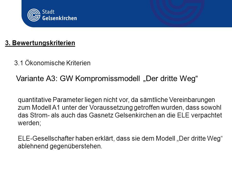 """Variante A3: GW Kompromissmodell """"Der dritte Weg"""