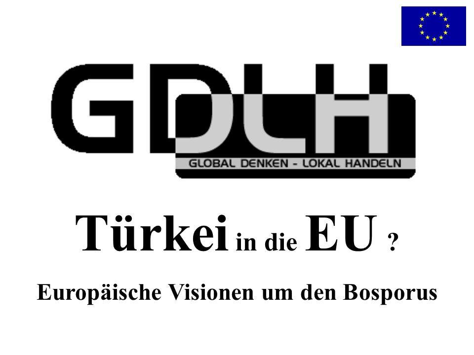 Europäische Visionen um den Bosporus
