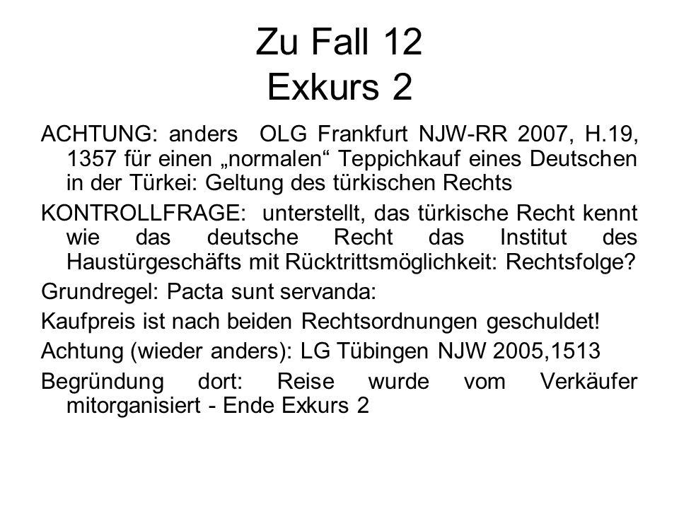 Zu Fall 12 Exkurs 2