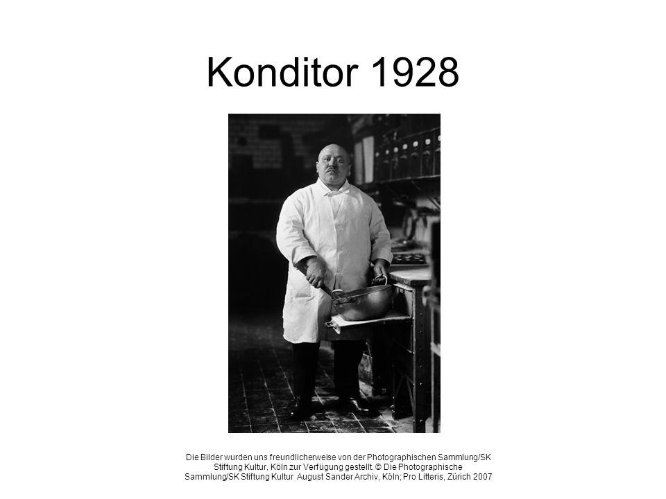 Konditor 1928