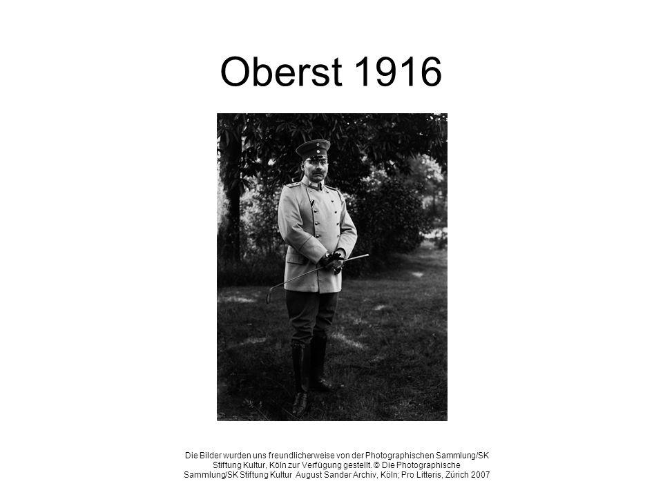 Oberst 1916