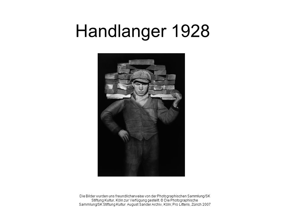 Handlanger 1928