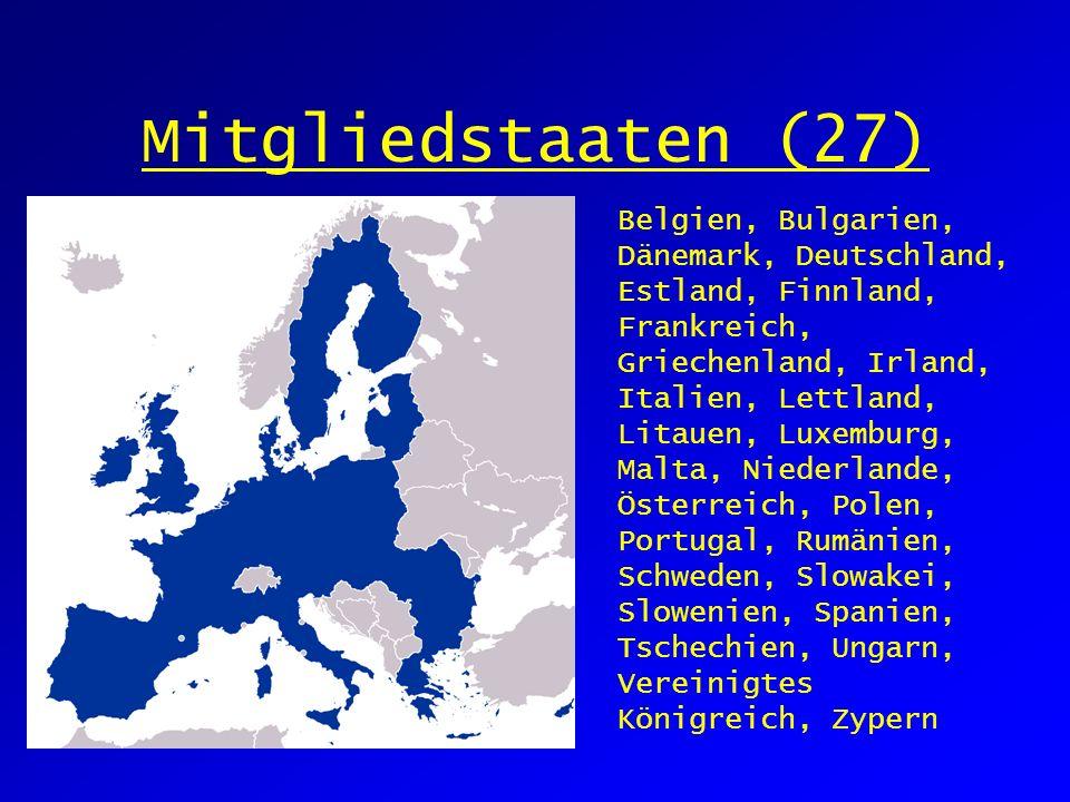 Mitgliedstaaten (27)