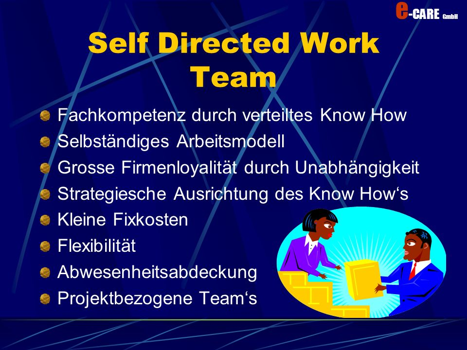 Self Directed Work Team