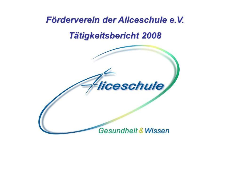 Förderverein der Aliceschule e.V.