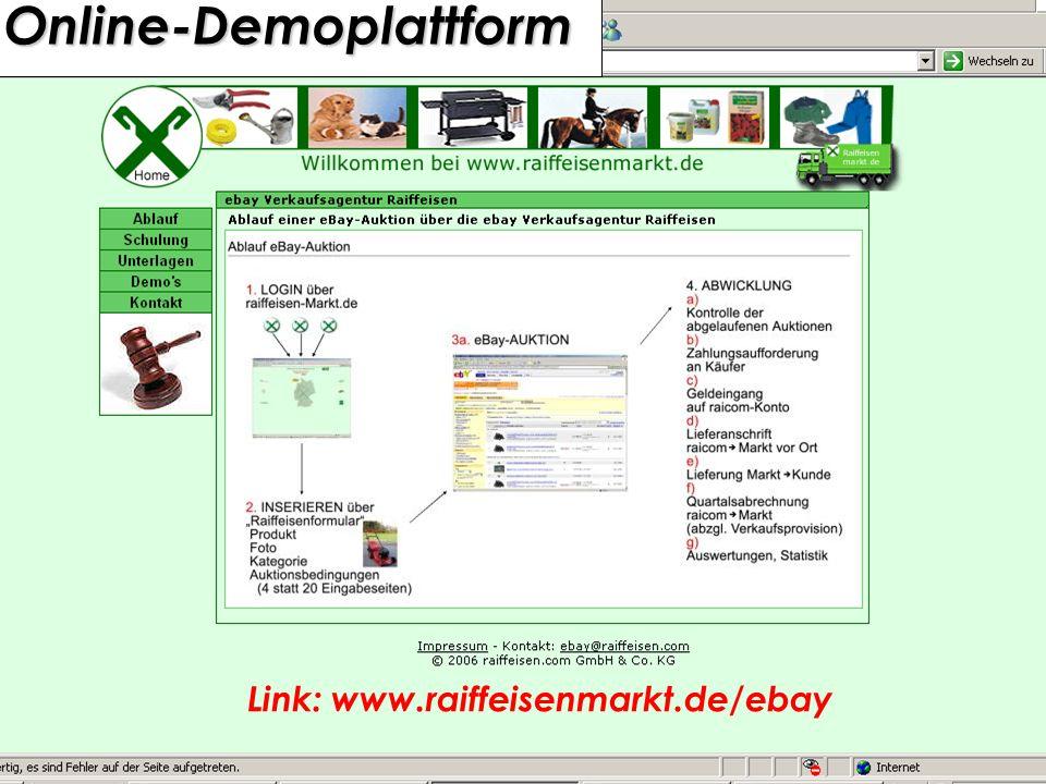 Online-Demoplattform