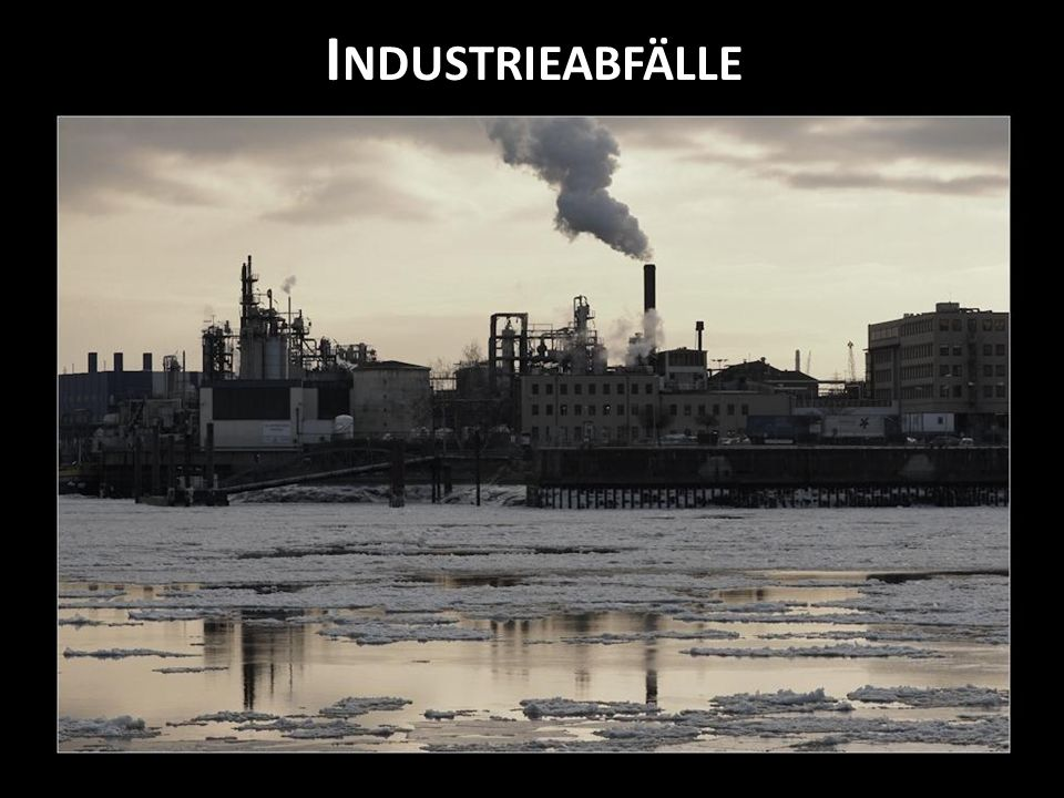 Industrieabfälle