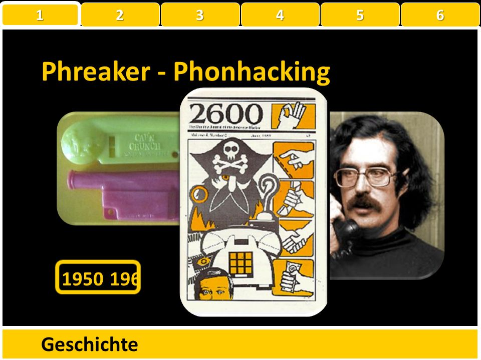 Phreaker - Phonhacking