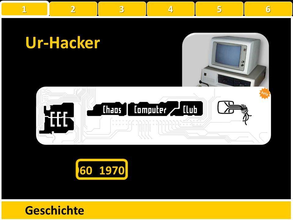 12. 3. 4. 5. 6. Ur-Hacker.