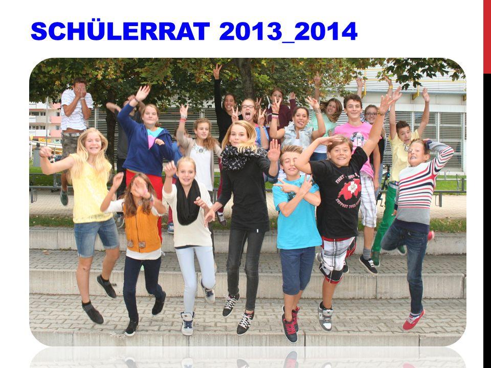 Schülerrat 2013_2014