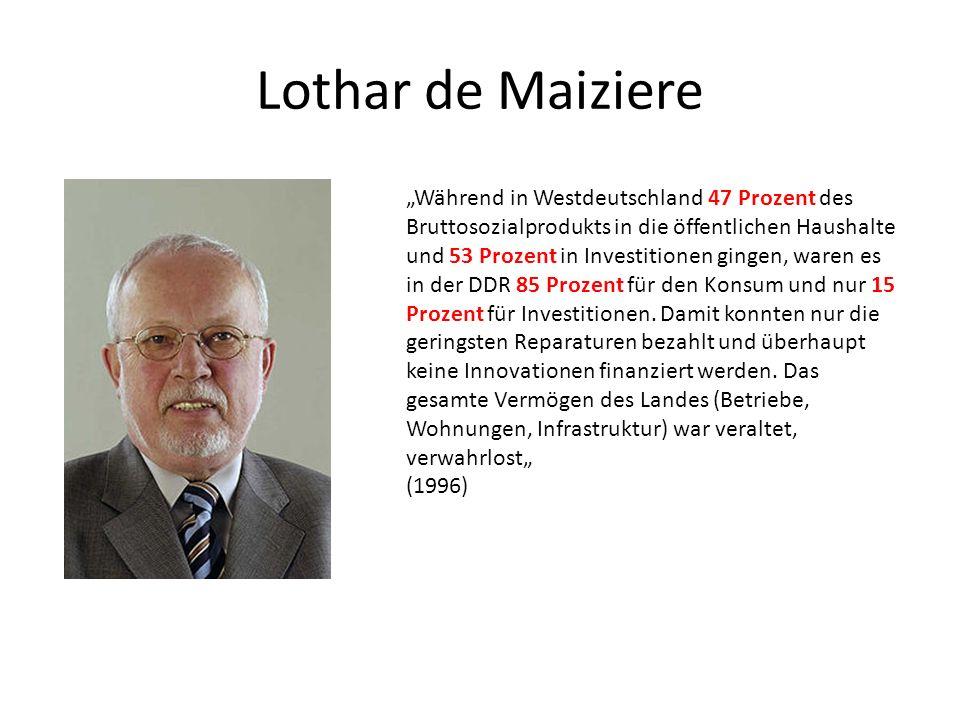 Lothar de Maiziere