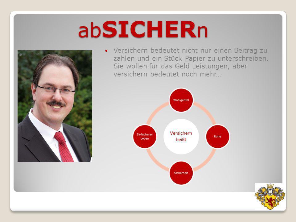abSICHERn