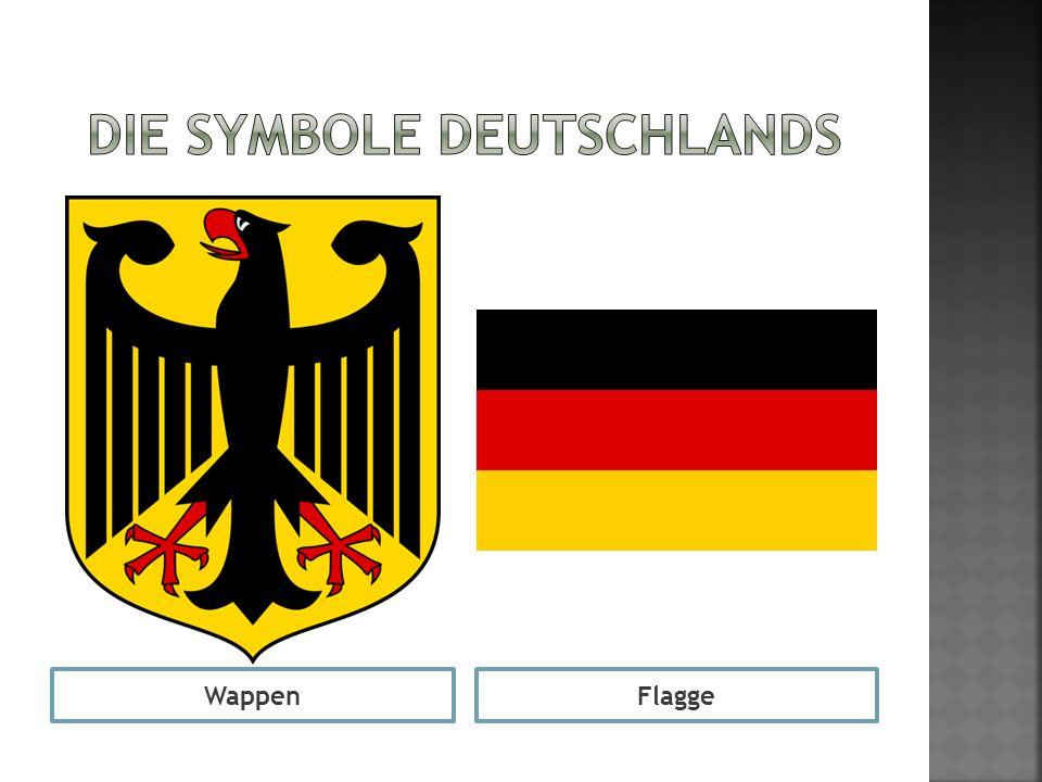 Die Symbole Deutschlands