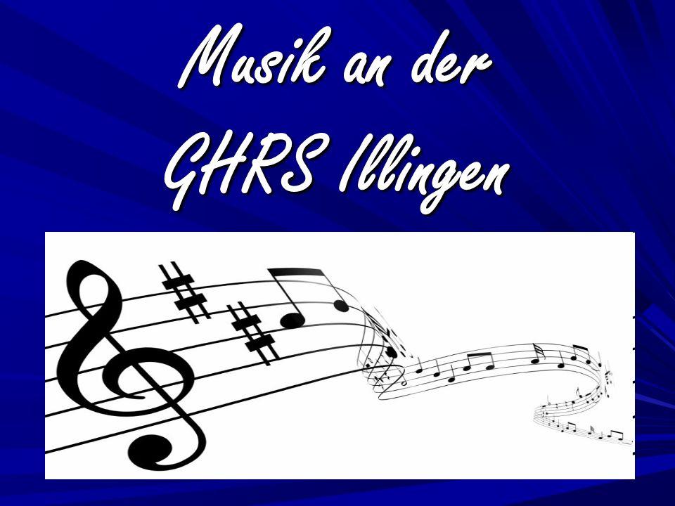 Musik an der GHRS Illingen