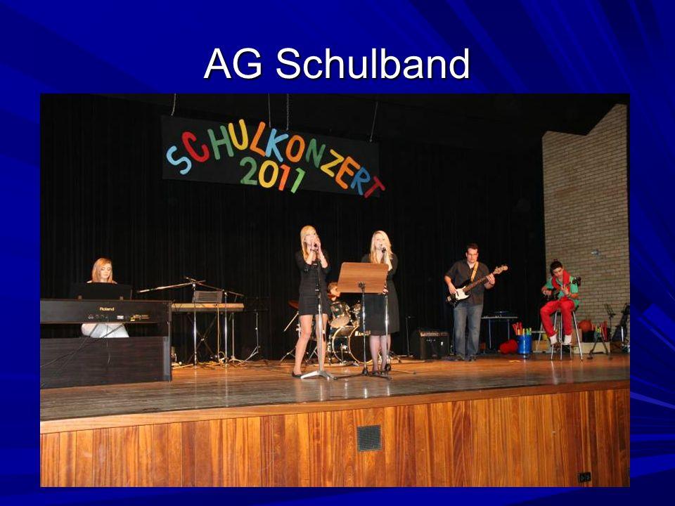 AG Schulband