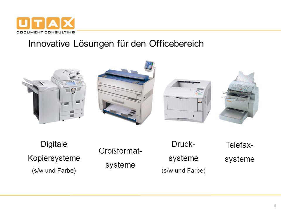 Innovative Lösungen für den Officebereich
