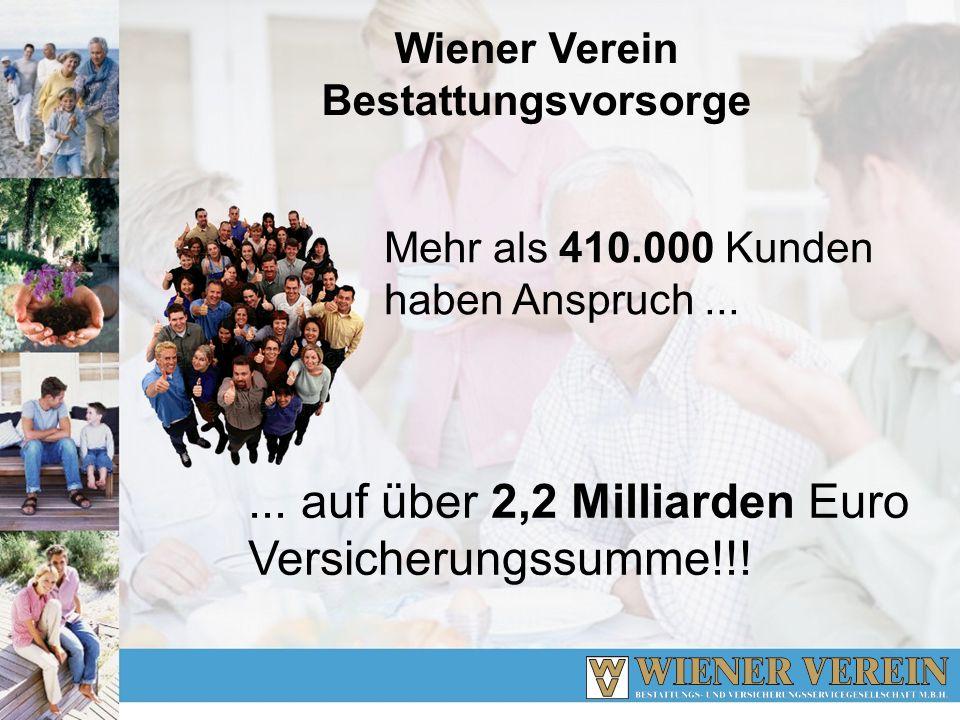 Wiener Verein Bestattungsvorsorge