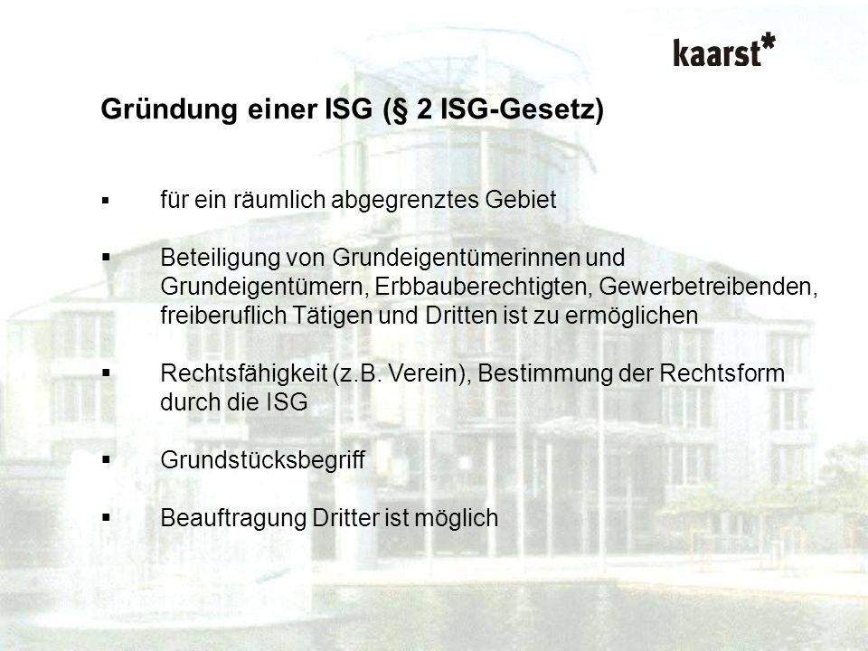 Kurzvortrag ISG-Gesetz