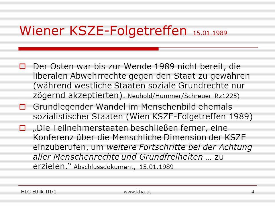 Wiener KSZE-Folgetreffen 15.01.1989